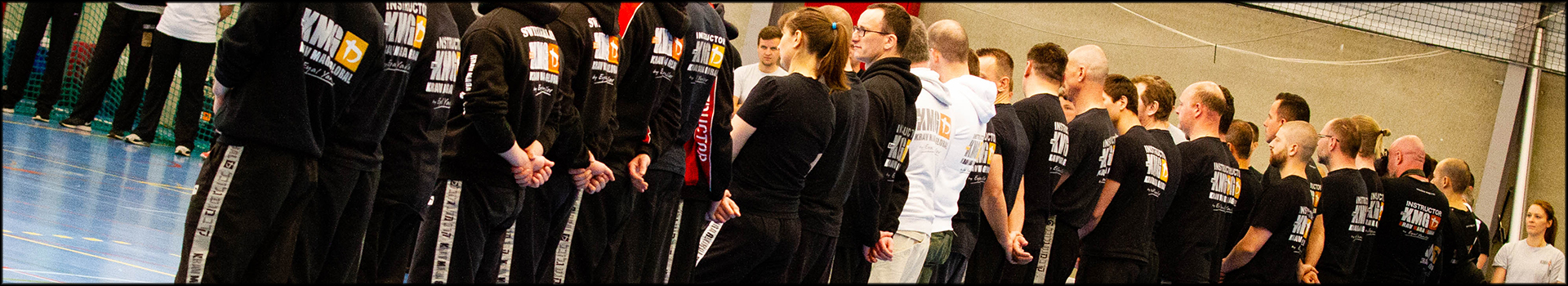 Les instructeurs de Krav Maga Global Belgique